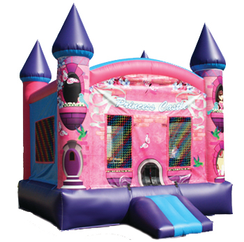 Princess Castle Jumper-350
